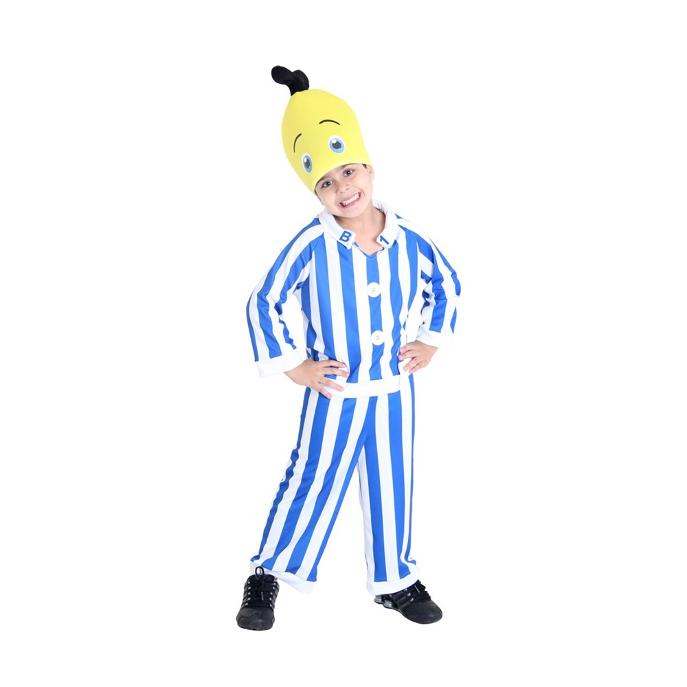 Fantasia Banana De Pijama B