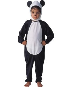 Fantasia Infantil Urso Panda