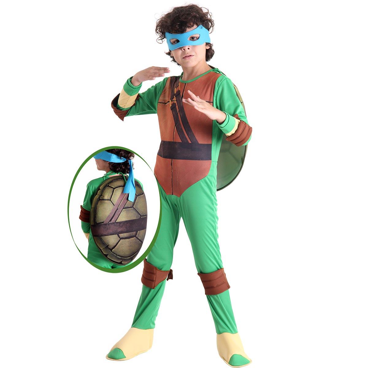 Fantasia tartarugas ninjas leonardo artigos para festas e fantasia tartarugas ninjas leonardo artigos para festas e fantasias curitiba isofestas curitiba thecheapjerseys Image collections