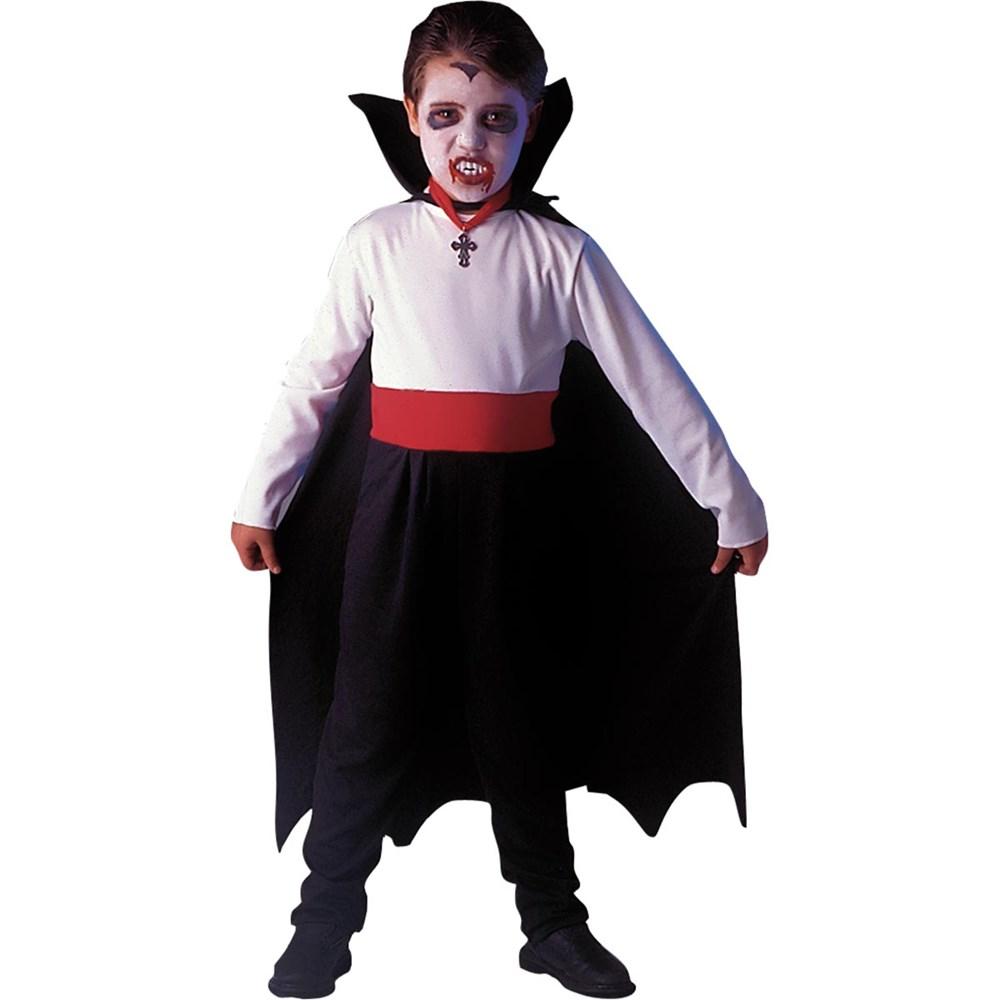 Fantasia Vampiro Infantil  caa5dcc68c3