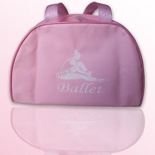 f328c6af52 Bolsa Porta Sapatilha ballet rosa
