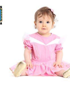 Fantasia Body Princesa Aurora Tamanho GG