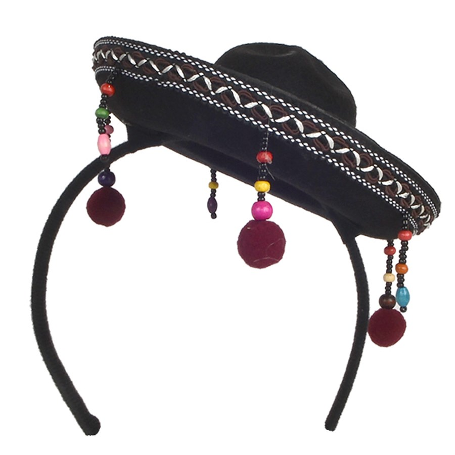 Tiara Chapéu Mexicano  666ee73bd00