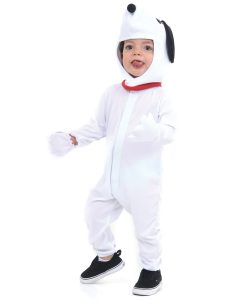 Fantasia Snoopy Bebê Tamanho P