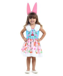 Fantasia Bree Bunny Infantil Coelha – Enchantimals