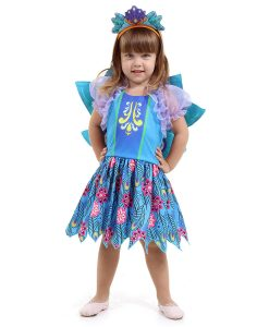 Fantasia Patter Peacock Infantil Pavao – Enchantimals
