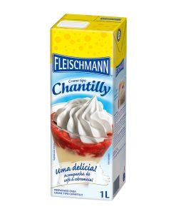 Creme Vegetal Tipo Chantilly 1000 ml - Fleischmann