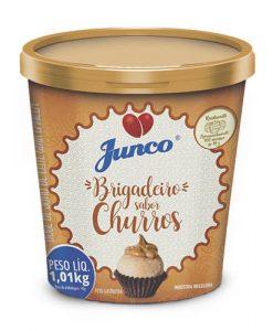 Brigadeiro sabor Churros Pronto 1,01kg - Junco
