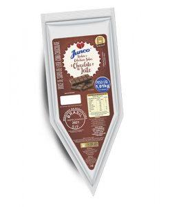 Bisnaga de Chocolate ao leite 1,01kg - Junco