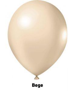 Balão Joy Redondo n°5 Bege