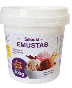 Emulsificante para Sorvete Emustab 200g - Selecta
